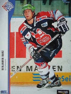 Onestà 261 Benjamin Barz Norimberga Ice Tigers Del 2005-06-