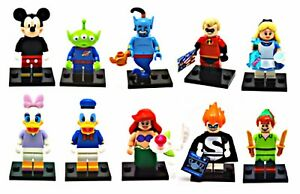 LEGO-Disney-Minifigures-71012-RARE-Choose-Your-LEGO-Mini-figure