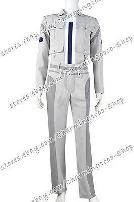 The Wrath of Khan Leonard McCoy Cosplay Costume Adult Film Uniform Star Trek II
