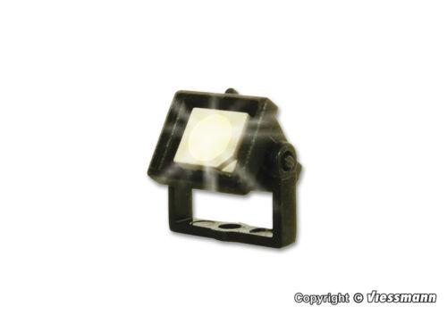 DEL blanc article neuf Foire prix Viessmann h0 6333-Projecteur Puissant Projecteur rectangulaire
