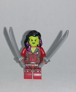 LEGO Super Heroes - Gamora - Figur Minifig Guardians Drax Groot Milano 76021