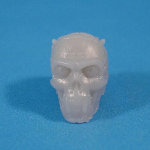 MH059 Custom male head cast for use with 3.75 Star Wars GI Joe Marvel figures