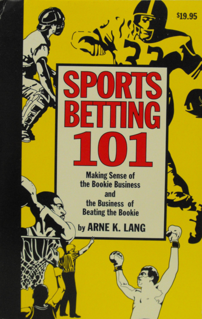 Sports betting 101 book sports betting directory