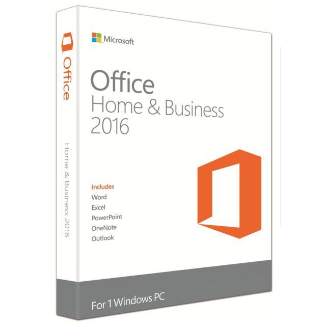 Microsoft Oficina Casa y negocio 2016