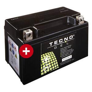GEL-Batterie-YTZ10S-fuer-Honda-CBF-600-S-Baujahr-2008-2010-von-Tecno