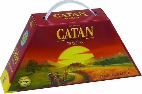 Catan Travel Edition Klaus Teuber Catan Compact Edition Traveler-Neuf