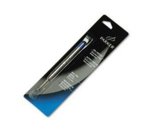 Parker  Blue Broad Ballpoint Pen Refill New In Pack