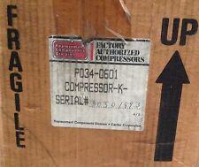 Discount Hvaccp P0340601 Carrier Compressor 115v 1ph R22 6700btuh Free Freight