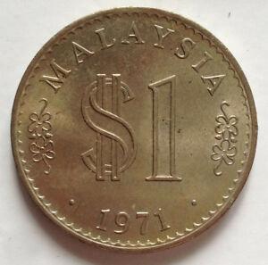 Parliament Series $1 coin 1971 (B)