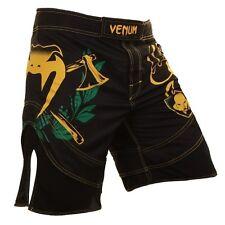 "Venum Wand ""The Axe Murderer"" Silva  MMA shorts - Black - M"
