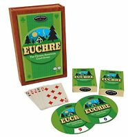 Euchre - The Classic American Card Game , New, Free Shipping