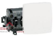 Legrand LEG86004 Permutateur 10 A saillie ASL Blanc
