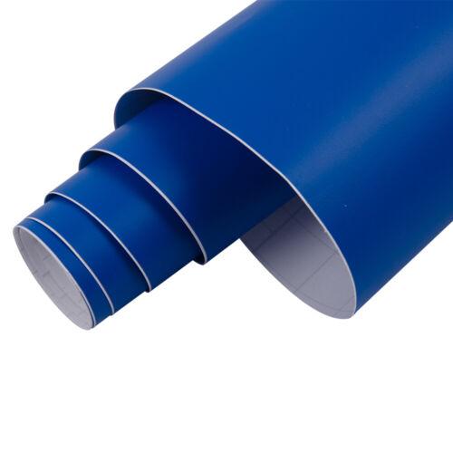 Matte Car Wrap Vinyl Car Auto Body Wrap Sticker Film Blue Car Protection