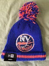 96ce5cb75e68e item 3 NEW YORK ISLANDERS BEANIE NHL NEW ERA Hockey Women s ORANGE WHITE  BLUE Knit Cap -NEW YORK ISLANDERS BEANIE NHL NEW ERA Hockey Women s ORANGE  WHITE ...