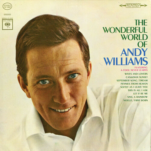 Andy Williams - Wonderful World of Andy Williams [New CD] Manufactured On Demand