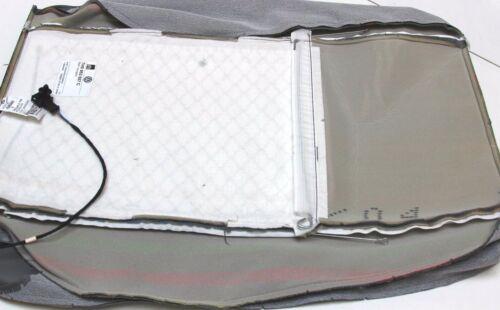 CscuVW Originalteil 7H0 881 805 Q PYM mit Heizung Lehnenbezug Artgrey