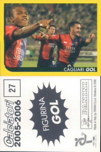 CALCIATORI-PANINI-2005-06-Figurina-sticker-N-27-NEW