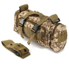 Tactical Camping Hiking Bike Bicycle Sport Military Army Travel Waist Bag (R10C)
