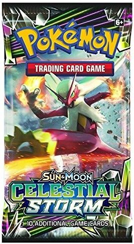 Sun and Moon Celestial Storm Booster Box Pokemon TCG SM7 Factory Sealed English