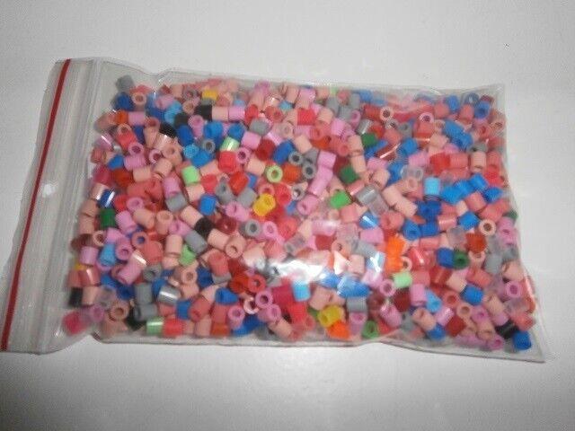 Perler/plader, 1000 HAMA perler, (flere forskellige)