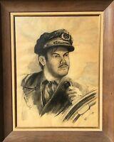 Joseph Musso Original Pencil Drawing!!.✏️��