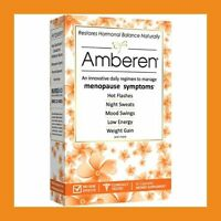 Amberen Menopause Relief Restores Hormonal Balance, 60 Capsules, 400mg - Usa