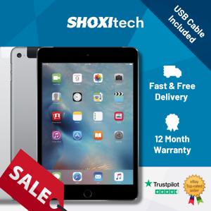 Apple iPad Mini 1 - 16GB/32GB - Argent/Noir (WiFi + 4 g) - Vente
