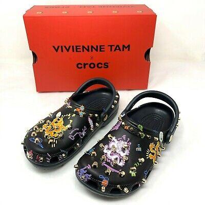 NIB Vivienne Tam x Crocs Women's