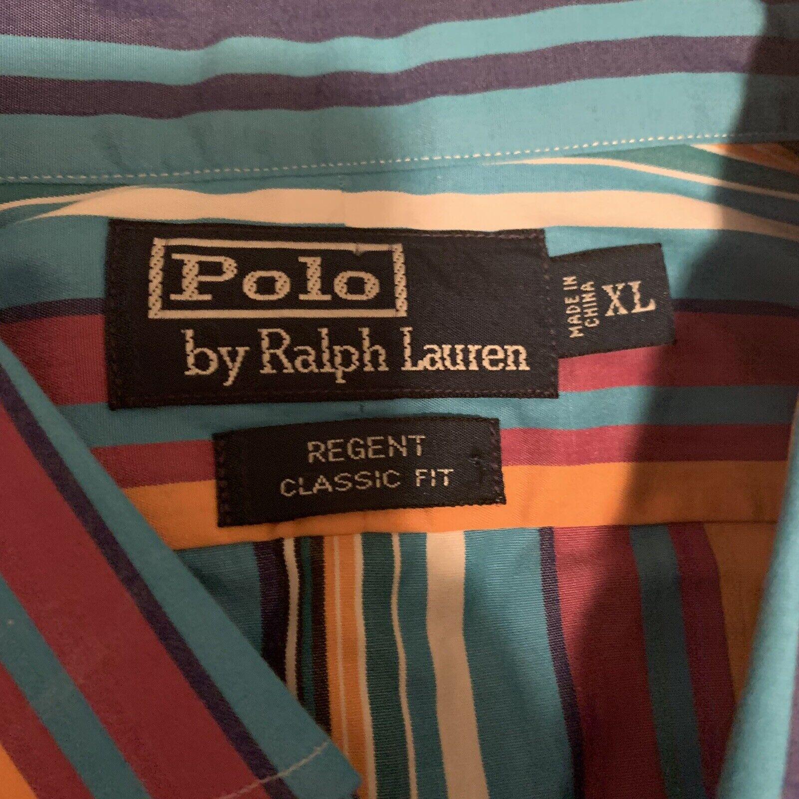 Polo Ralph Lauren Regent Classic Fit Long Sleeve … - image 4