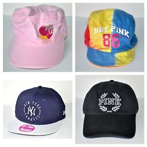 ae41071f Details about victoria secret Pink Baseball Cap Hat Yankees NWT