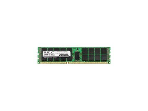 ECC Registere Black Diamond Memory 16GB 240-Pin DDR3 SDRAM DDR3 1333 PC3 10600