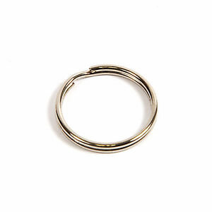 500-SPLIT-RINGS-25mm-SPRING-STEEL-KEYRINGS-CRAFT-RS25N