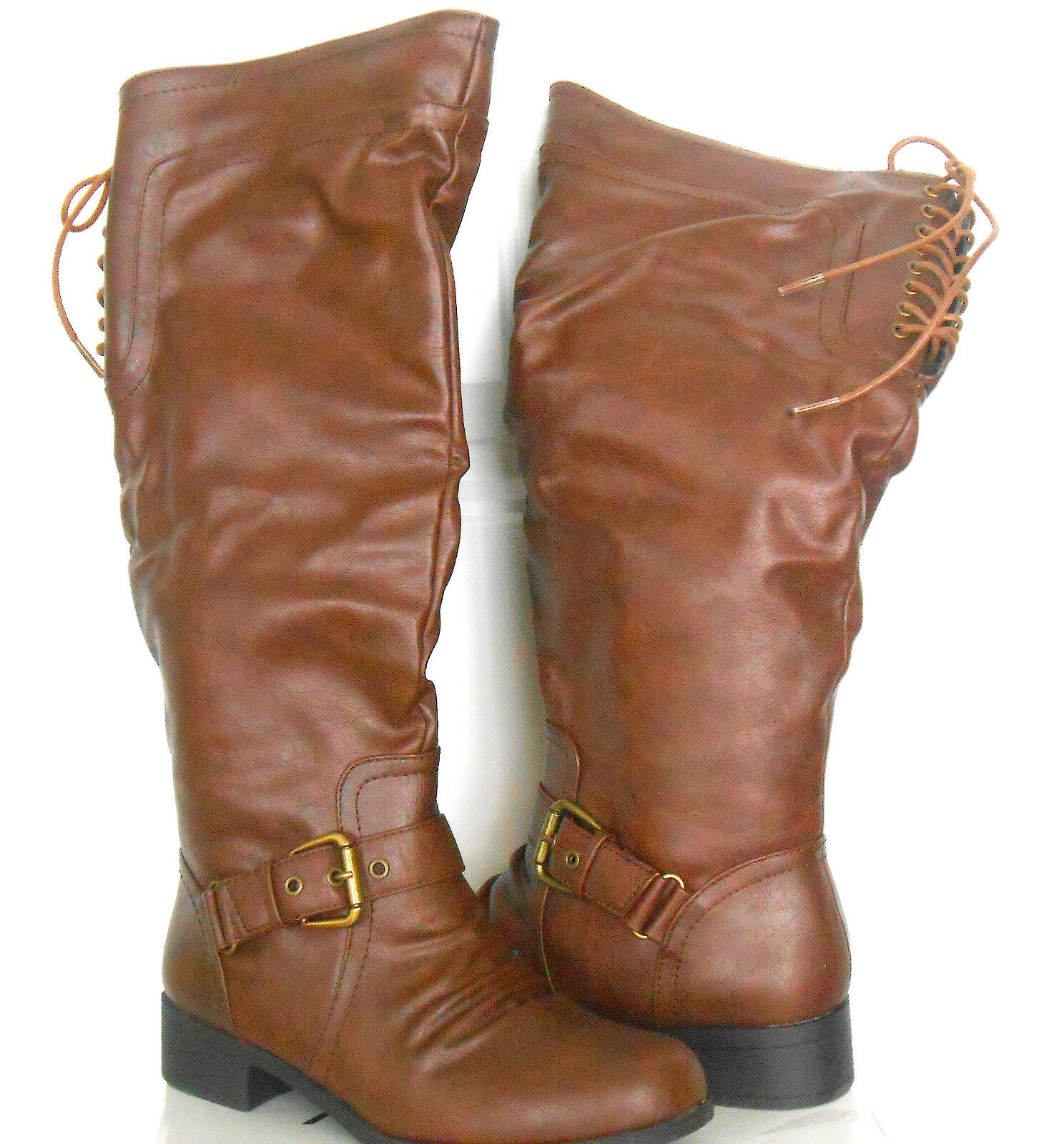 XOXO MARCHER BROWN BOOT NEW Damenschuhe SIZE 5.5 BRAND NEW BOOT eb3bf9