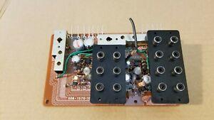 Kenwood KA-7100 preamp assembly X08-1570-10