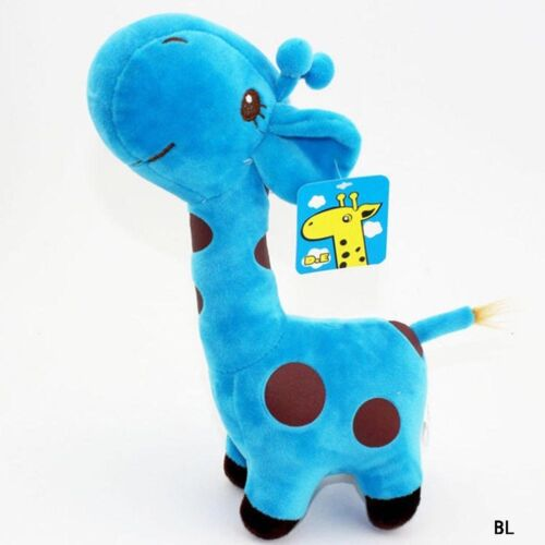 Kids Giraffe Dear Soft Plush Toy Little Baby Stuffed Animal Doll Birthday Gift