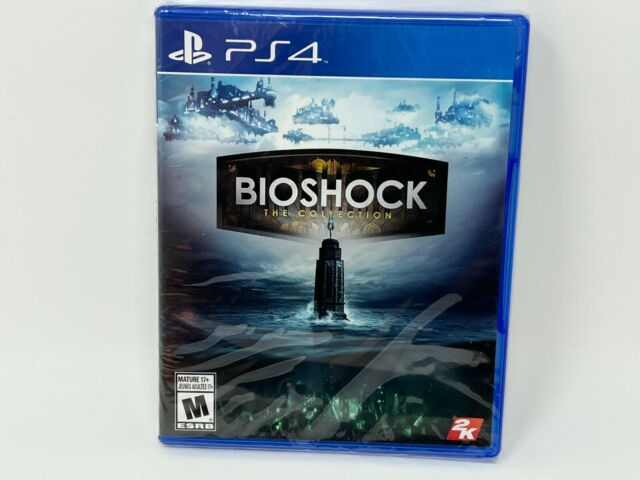 Bioshock : The Collection (Sony Playstation 4 ) NEW