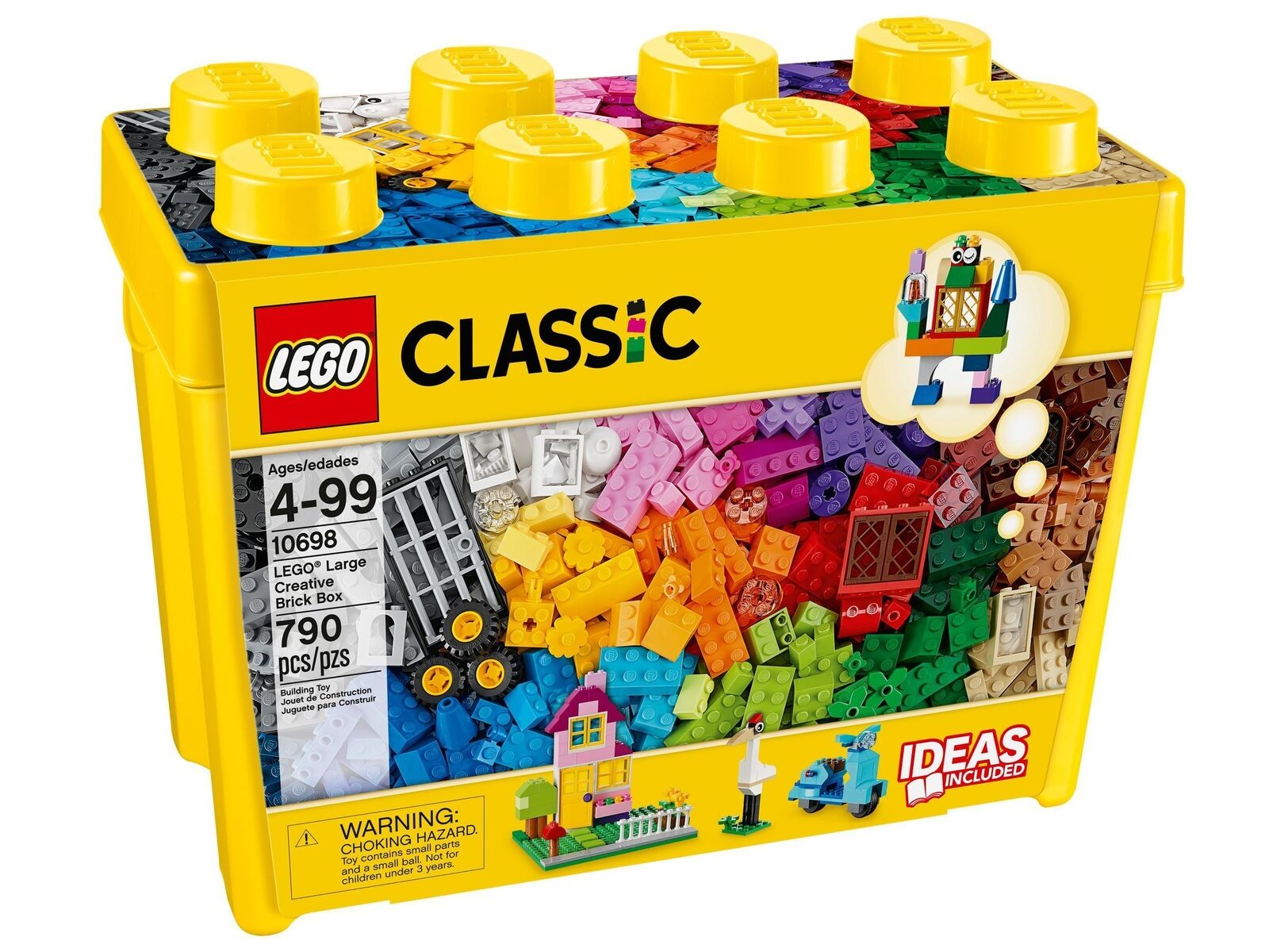 LEGO® Classic 10698 LEGO® Große Bausteine-Box NEU NEW OVP MISB