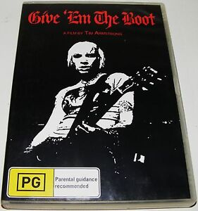 GIVE-039-EM-THE-BOOT-Dvd