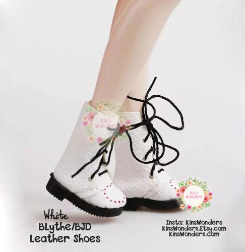 Momoko DOLFIE Blythe Doll Scarpe Di Pelle 1//6 Bambole azone jerryberry Pullip BJD