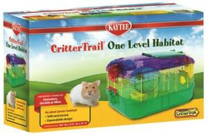 Kaytee-CritterTrail-One-Level-Habitat-FREE-SHIPPING