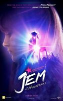 Jem And The Holograms Movie Poster : 11 X 17 Inches