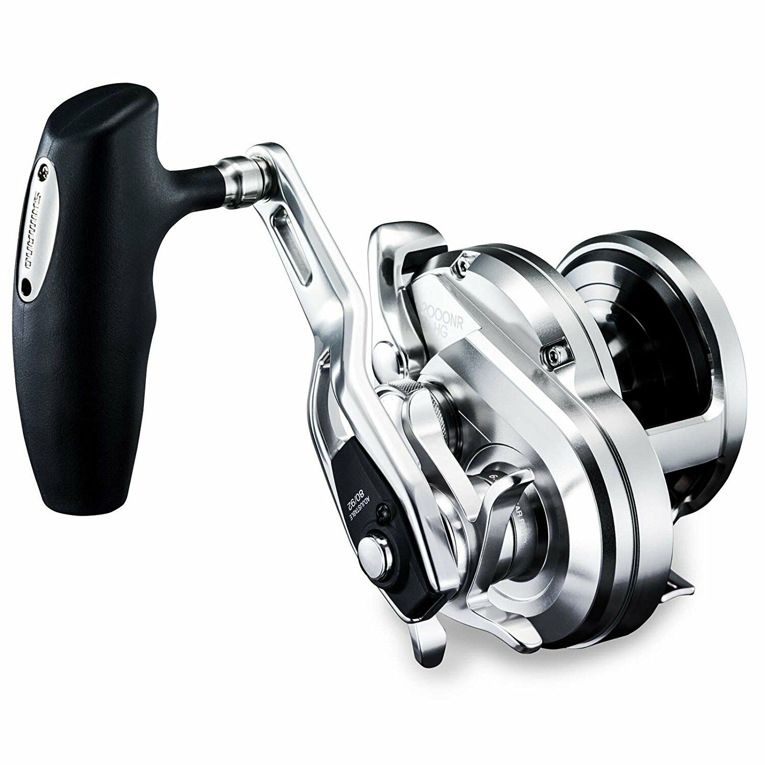 SHIMANO 17 OCEA JIGGER 2001NRHG Left Hand Saltwater Fishing REEL From JAPAN