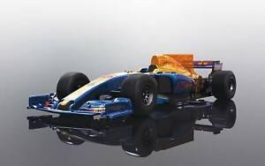 Scalextric C3960 Blue Wings F1 Car 1/32 Slot Car
