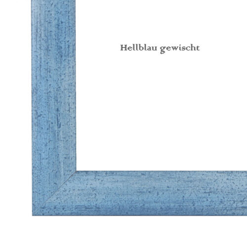 Bilderrahmen 22 Farben ab 60x110 bis 60x120 cm Foto Panorama Poster Rahmen Neu