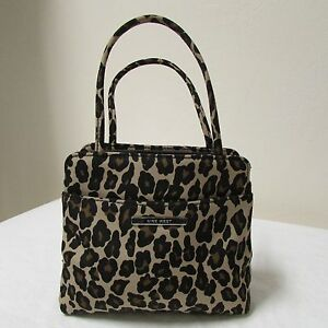 Image Is Loading Nine West Leopard Print Small Clutch Evening Bag