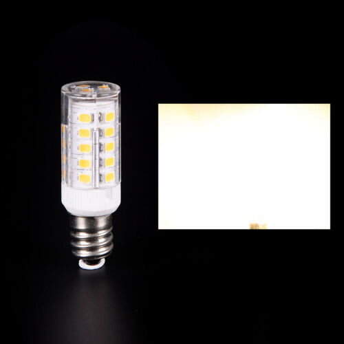 E12//E14 Mini Dimmable LED Light Chandelier Spotlight Fridge Refrigerator Lamp CA