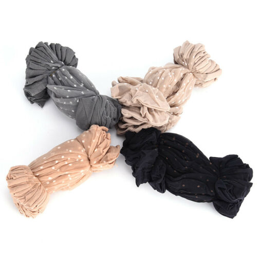 10 Pairs Transparent Thin Lace Socks Breathable Skin Pure Color Dots Socks s//