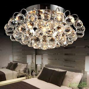Dormitorio de de Detalles acerca mostrar título lámpara luz Nueva de de LED techo Moderna Cristal de techo original la Lámpara Iluminación UVGSLzMqp