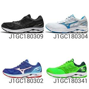 Mizuno-Wave-Rider-21-Mens-Triple-Zone-Running-Shoes-Sneakers-Trainers-Pick-1