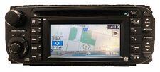 Chrysler Jeep Dodge GPS Navigation RDS Radio CD Player RB1 04 05 06 07
